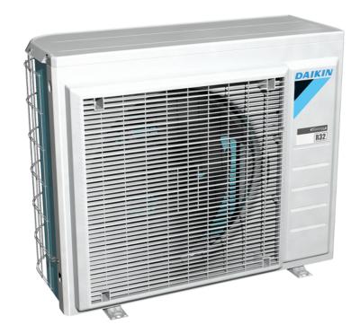 Daikin Altherma 3b õhkvesi soojuspump boileriga