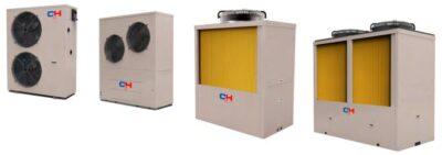 Tööstuslikud soojuspumbad Evipower